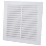 Решетка вентиляционная 175х240 с москитной сеткой