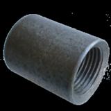 Муфта стальная  Ду 50 (50)