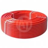 PEX  Труба 16х1,5 (цвет красный)