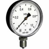 Манометр 1/4 МП63  Минск 1,0 атм.