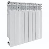 Радиатор биметаллический Bitherm 500/100 new 8 секций