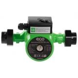 Насос циркуляционный Aquatic Eco 30/4 с гайками зел.