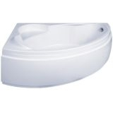 Ванна BAS LAGUNA прав на раме 170х110+слив/перелив