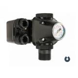 Реле давления с манометром PM/5-3W UNIPUMP