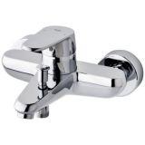 """GR. 33395001  Смеситель д/ванны к. нос  """"EURODISC"""" душ, наст. держ. , шланг 1500"""