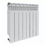 Радиатор биметаллический Bitherm 500/100 new 10 секций
